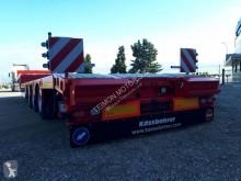 Ver las fotos Semirremolque Kässbohrer gondola