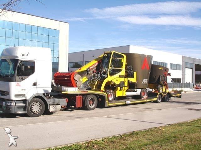 Renting Car Carrier Trailer