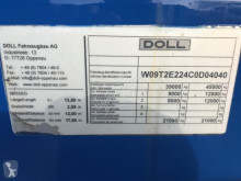 View images Doll T2E-S3F-21 2 AXEL LOWLAODER WITH PANTER AXELS EXTEBALE semi-trailer