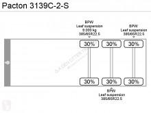 Voir les photos Semi remorque Pacton 3139C-2-S