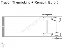 Voir les photos Semi remorque Tracon Uden Thermoking + Renault,