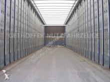 used Schmitz Cargobull beverage delivery flatbed semi-trailer Getränke Spezialaufl. Orten SafeServer K+G tec 3 axles - n°2855219 - Picture 8
