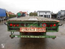 Voir les photos Semi remorque Van Hool Extendable / Extensible / Langmaterial transporter