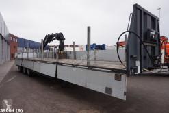 Voir les photos Semi remorque Schwarzmüller SPA 3/E met Hiab 16 ton/meter laadkraan