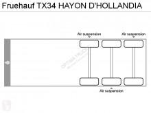 Voir les photos Semi remorque Fruehauf TX34 HAYON D\'HOLLANDIA