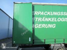 Преглед на снимките Полуремарке Krone Curtainsider Standard