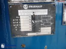 Voir les photos Semi remorque Fruehauf Tipper trailer alu 53.5 m3