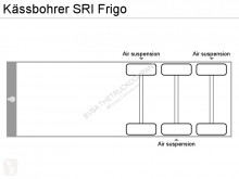 Voir les photos Semi remorque Kässbohrer SRI Frigo