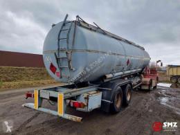 Voir les photos Semi remorque Trailor Oplegger 35000 L lames steel