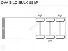 Voir les photos Semi remorque nc SILO BULK 55 M²