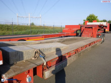 Voir les photos Semi remorque Nooteboom 5-axle lowbed trailer + dolly / 8.5 m / 110 t