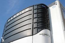 semi remorque Krone frigo Carrier double étage Krone Carrier Maxima 1300/Eléctrico/Doble piso/Eje elevable 3 essieux occasion - n°2880944 - Photo 9