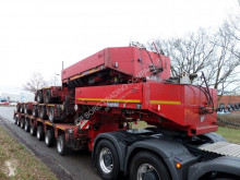 Voir les photos Semi remorque Goldhofer THP / LTSO 8 axle Modularset with 100 tons Vesselbed
