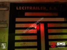 Voir les photos Semi remorque Lecitrailer Oplegger flatbed/plateau 15 x