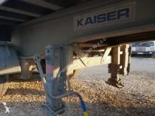 Voir les photos Semi remorque Kaiser Robuste 23m3 5350kg