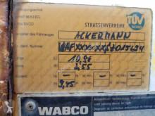 Voir les photos Semi remorque Ackermann Fruehauf PS 10/10.5 ZL Pritsche/Plattform