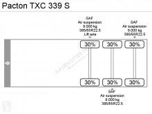 Voir les photos Semi remorque Pacton TXC 339 S