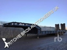 Andover heavy equipment transport trailer