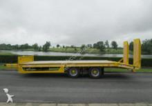JPM heavy equipment transport trailer