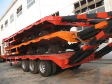 Cimc heavy equipment transport