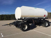 Cobo oil/fuel tanker trailer