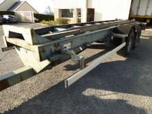 Trouillet container trailer