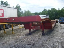Titan flatbed trailer
