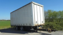 General Trailers tautliner trailer