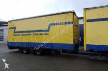 remolque Kotschenreuther TPS 218 Anhänger 2 Achse mit Plane