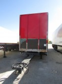 Wecon tarp trailer