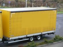remorque Gniotpol G3560, CODE XL, Suwane Boki, Żółta