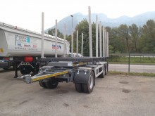 Trax timber trailer