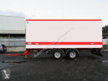 used insulated trailer