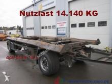 remorca Schmitz Cargobull ACF 18 Scheibenbremsen Breitreifen 445/45