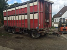 rimorchio trasporto bovini usato