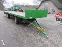 remolque Pacton 20 ton trailer