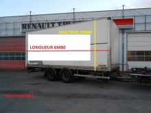 rimorchio furgone plywood / polyfond General Trailers