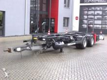 remorque porte containers Schmitz Cargobull