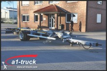remorque Wecon 5 x AWZ 111 LZ, 1 Achs, Jumbo, verzinkter Rahmen