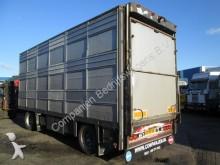 rimorchio trasporto bestiame Cuppers