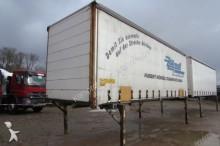 remorque porte containers Wecon