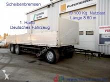 remolque Kögel 3 Achs Baustoff*TÜV12-17*1.Hand*Sche