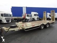 remorque Castera TPCB 15 Plateau Basculant 2 essieux Centraux