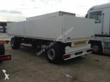 remorca Schmitz Cargobull AFG 18 Baustoffpritsche (Luftfederung)