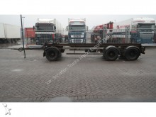 remolque GS Meppel 3 AXLE CONTAINER TRAILER