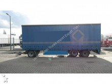 rimorchio Floor 3 AXLE CURTAINSIDE TRAILER