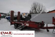 remorque Fliegl TTS 89 / Tandem / Einfahrtieflader