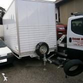 remolque furgón mudanza usado