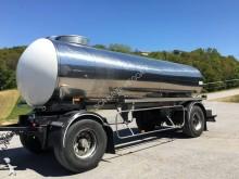 remorca cisternă transport alimente second-hand