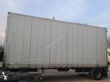 Zorzi box trailer